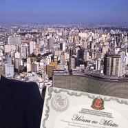 Honra ao Mérito do Governo do Estado de São Paulo